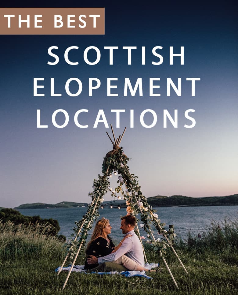 best places to elope scotland most romantic locations scotland
