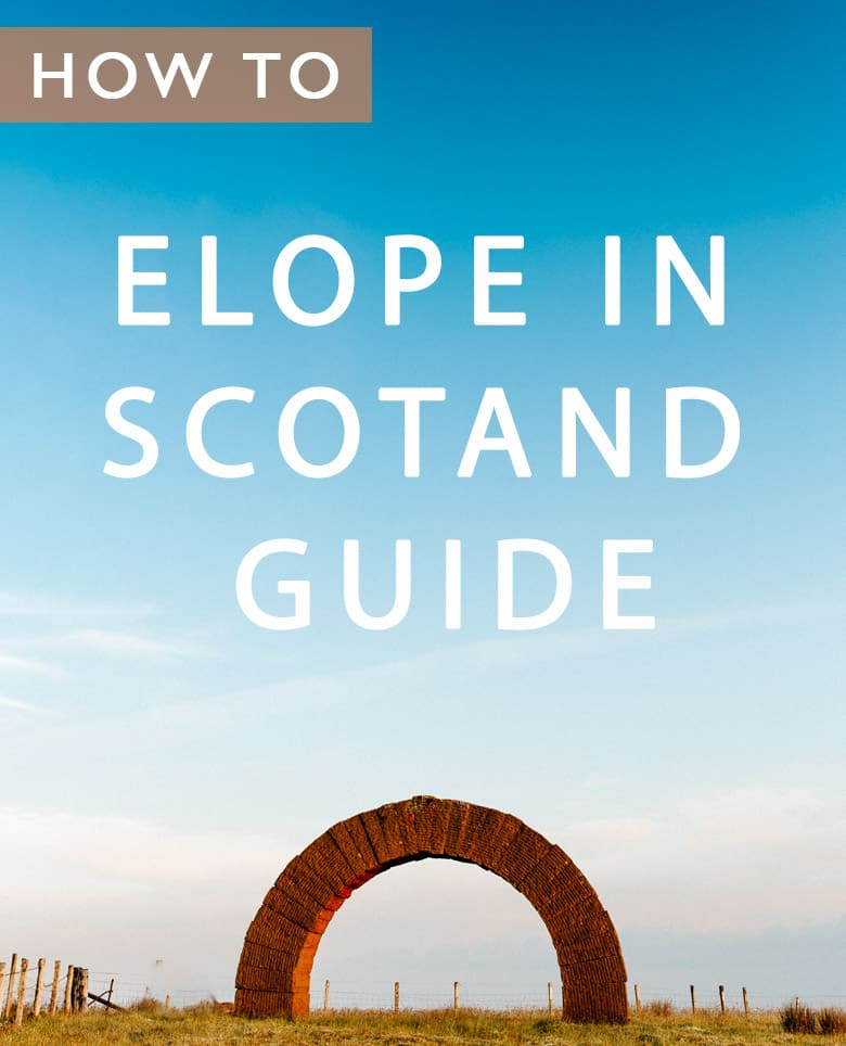 elope in scotland guide scotland elopement photographer